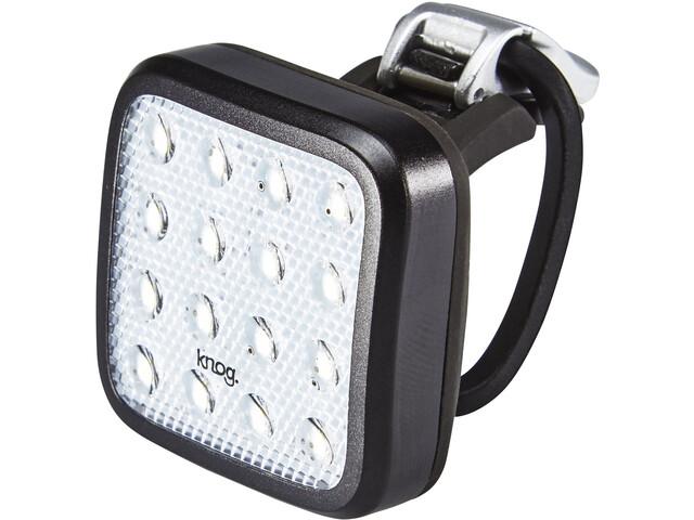 Knog Blinder MOB Kid Grid Fietsverlichting witte LED, white/black